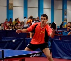 El tenis de mesa se toma Coquimbo